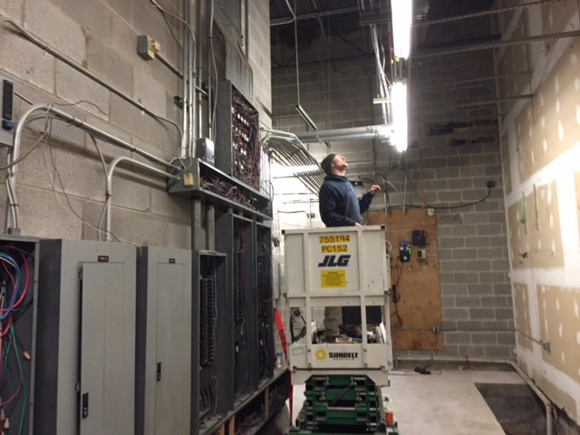 Commercial Lighting Installation – Alexandria, VA